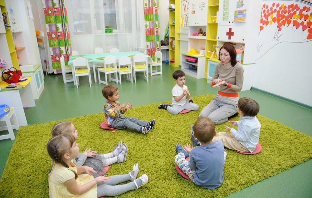 В  «Чистой Слободе» строятся детские сады