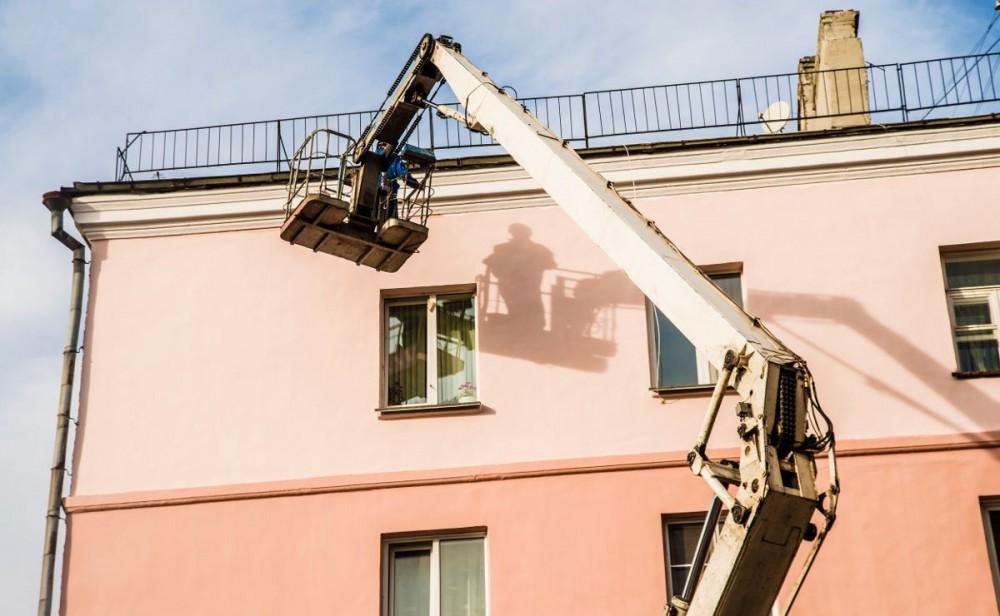 Полторы тысячи домов капитально отремонтировано в Новосибирской области за два предыдущих года