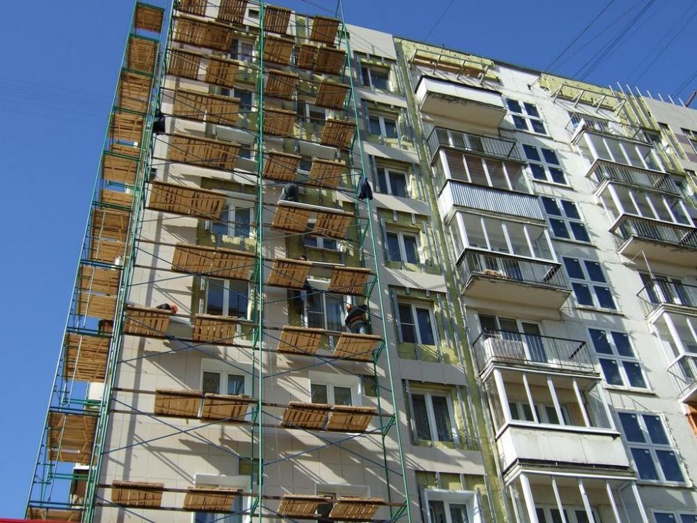 Капремонт в Новосибирске