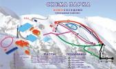 Карта Горнолыжного комплекса «Новососедово»