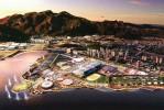 Визуализация олимпийского парка