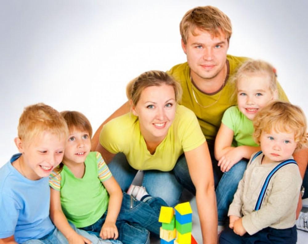Правительство региона увеличило объем мер поддержки многодетных семей в Новосибирской области