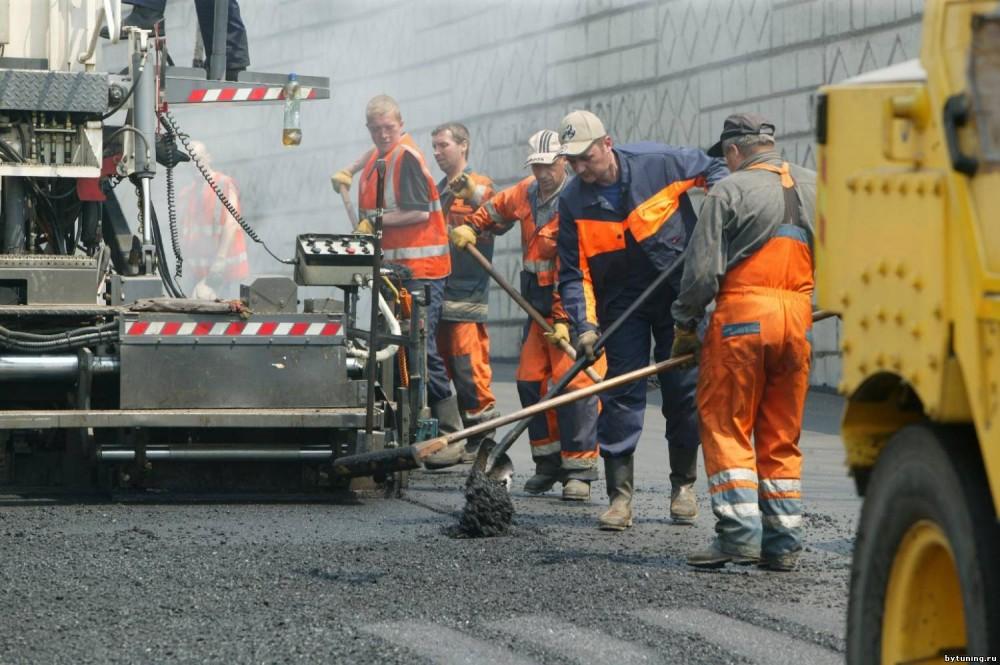 Необходимо повышать эффективность дорожно-строительных работ