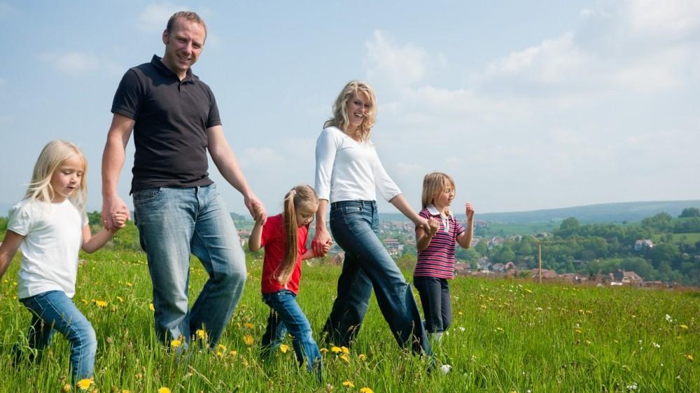 Многодетным семьям помогут с ипотекой