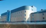 Поликлиника с детским отделением по ул. Тюленина, 9 в Калининском районе