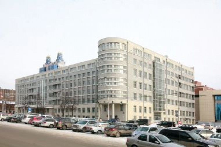 Правительство Новосибирской области – Крайисполком − Дом Советов