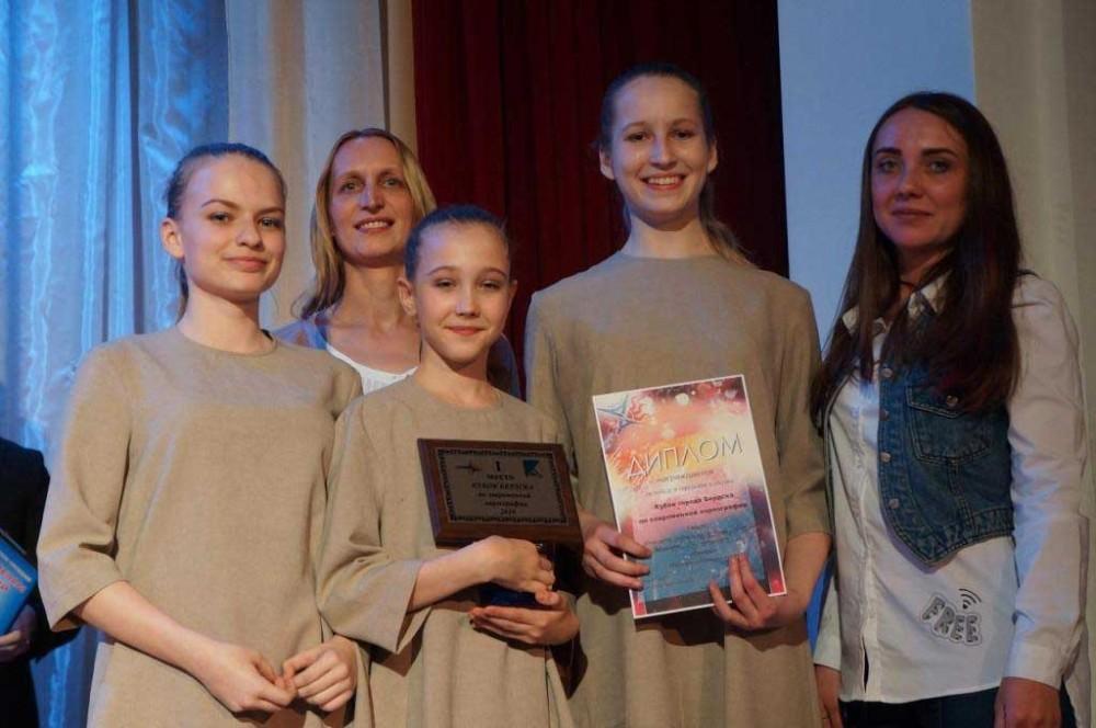 Танцоры из МЦ «Стрижи» победили в конкурсе
