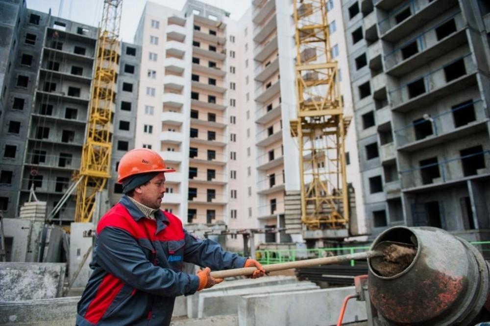 В январе 2018 года в регионе введено 117,5 тысяч квадратных метров жилья