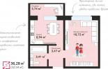 Только один день: специальные цены на квартиры