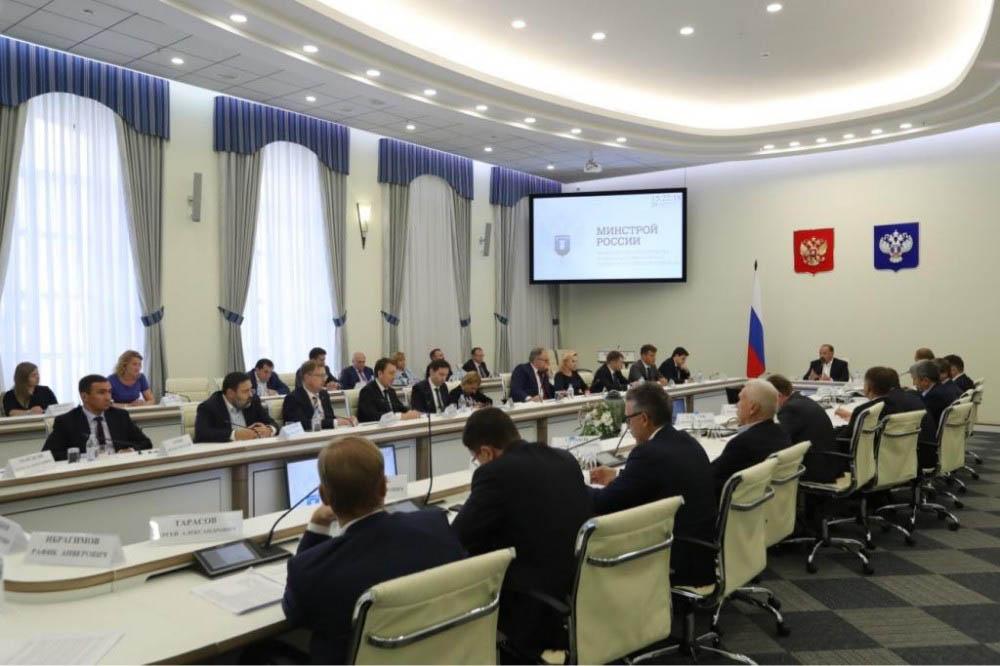 Застройщики обсудили в Минстрое России возможность корректировки 218-ФЗ