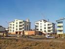 Строительство поселока Краснообск