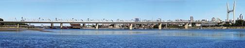 Визуализация четвертого моста