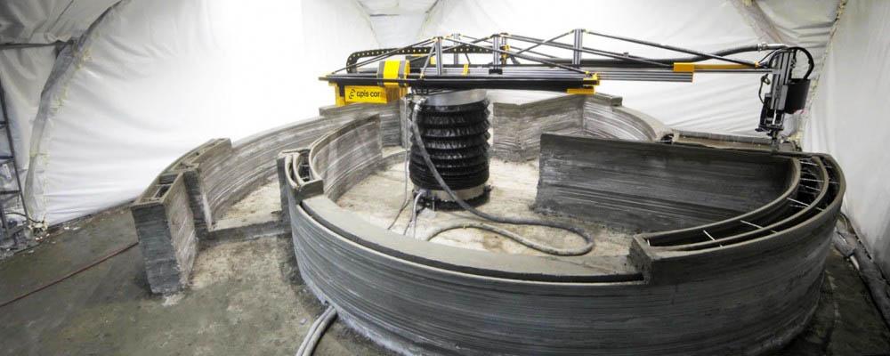 Российский фонд инвестировал в производство 3D-принтеров для печати домов