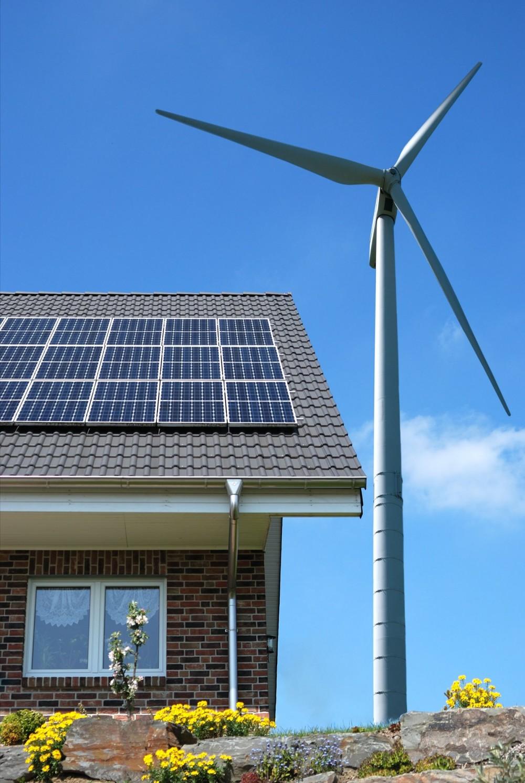 Жителям частных домов разрешат продавать «зеленую» электроэнергию