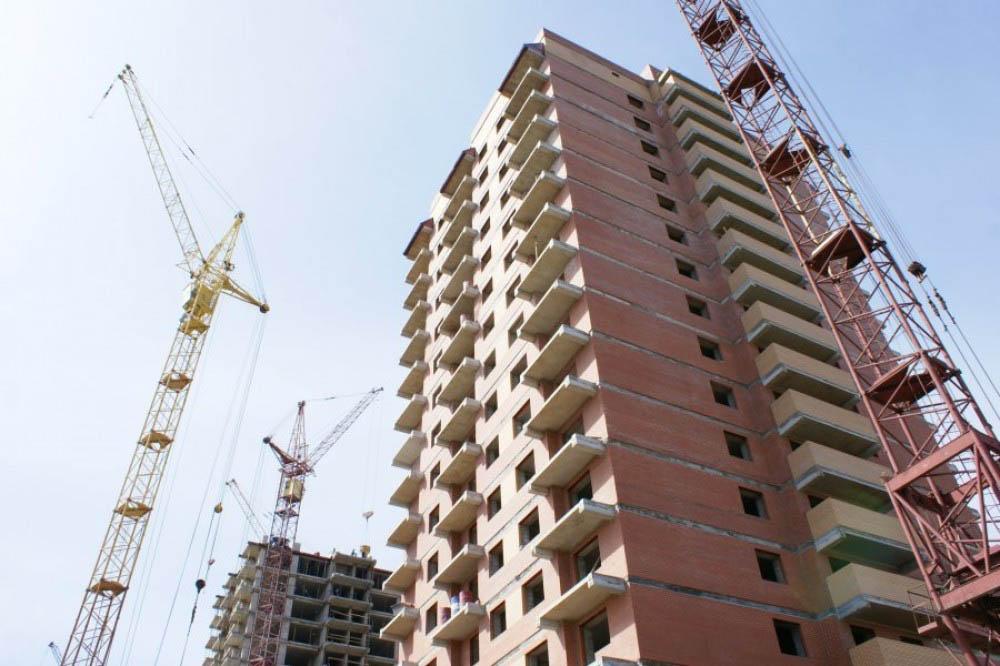 В 2017 году в РФ планируют ввести до 76 млн кв. м жилья