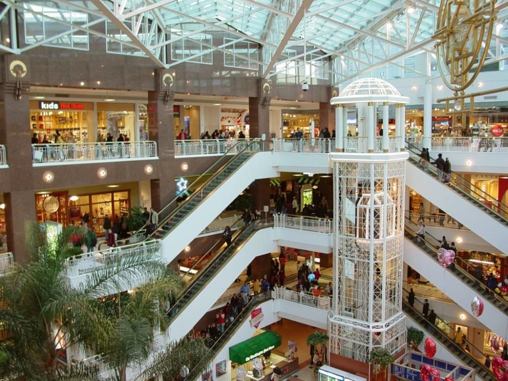Ввод торговых центров