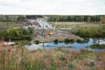 Строительство мостового сооружения в месте примыкания Восточного обхода Новосибирска к трассе Академгородок – Кольцово