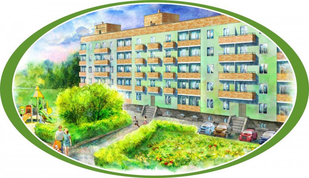 ЖК «Зеленый дворик» объявляет акции для покупателей квартир