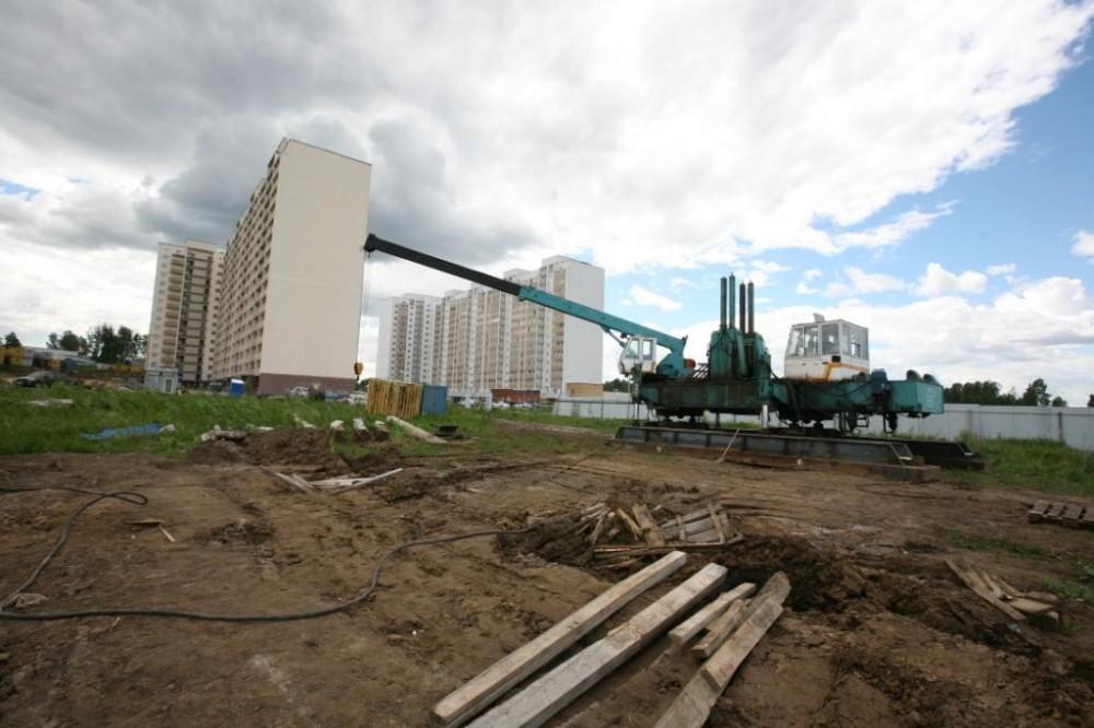 Объем ввода жилья в РФ в мае сократился на 4,5%