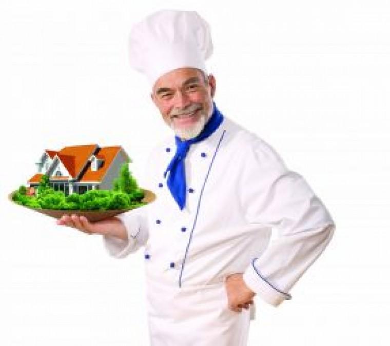 Ваш элитный шеф-повар: сборник рецептов от «БК-Недвижимость»