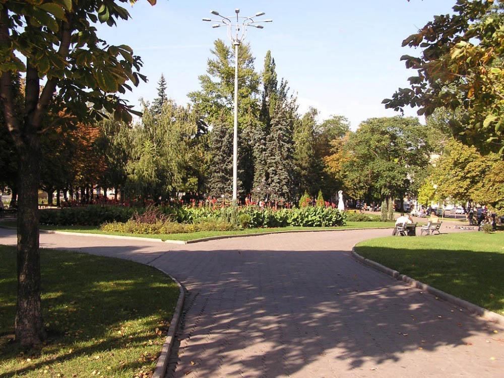 На улице Котовского появится сквер