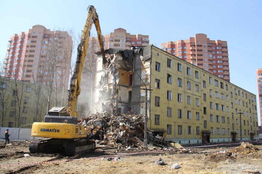 В Новосибирске за пять лет планируют расселить 175 аварийных домов
