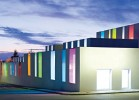 Здание детского образовательного центра в Гранаде