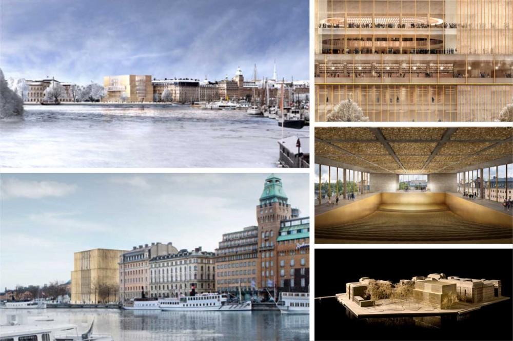 Шведский суд запретил строительство нового здания для нобелевского фонда