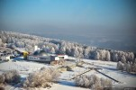 Детский астрофизический центр по ул. Ключ-Камышенское плато в Октябрьском районе.