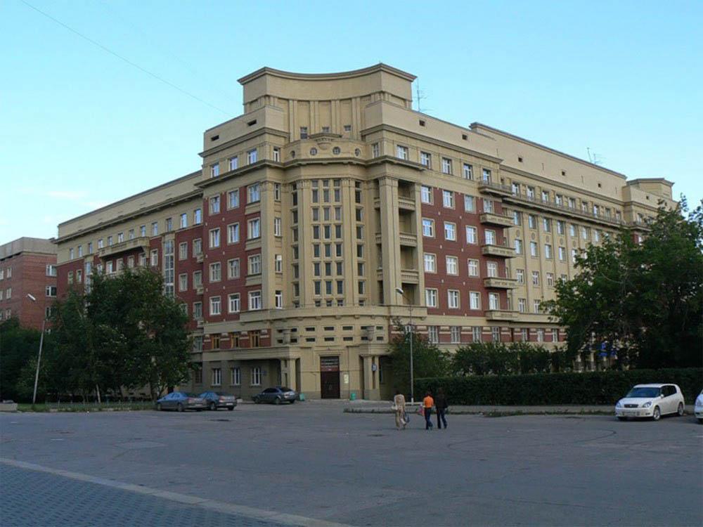 Аналитики назвали цены на квартиры рядом с мэрией Новосибирска и областным правительством