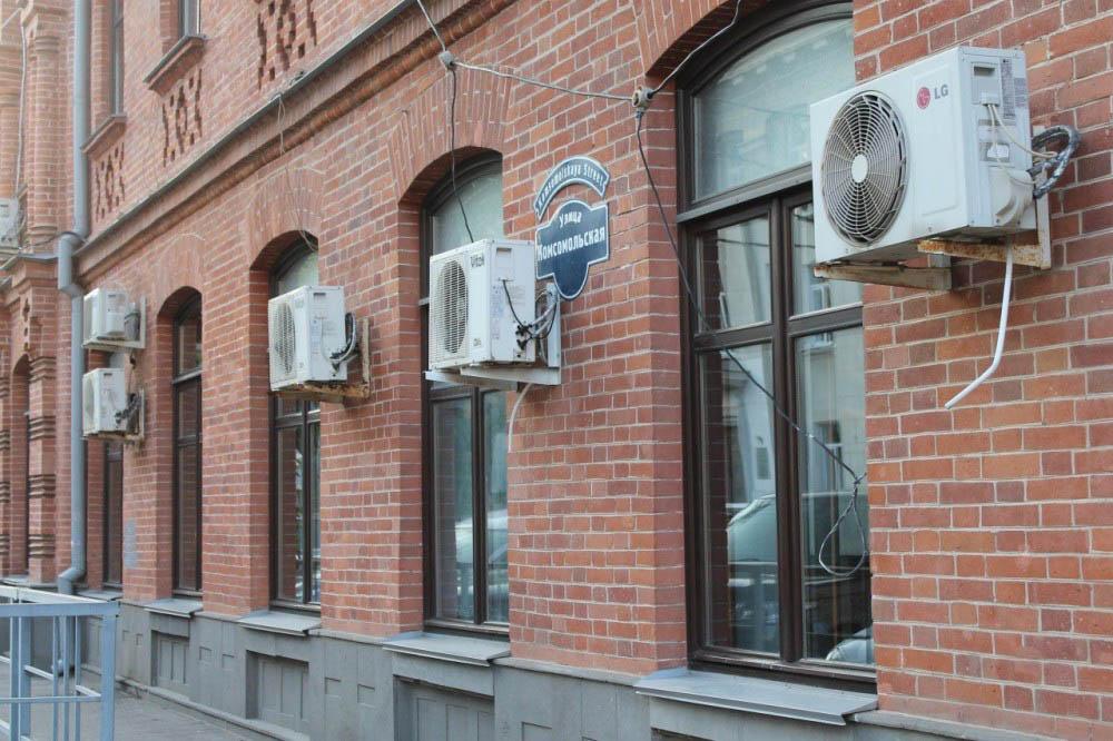 Минкультуры хочет запретить устанавливать кондиционеры на зданиях-памятниках