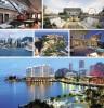 Нью-Йорк, Лондон, Гонконг, Монако, Лос-Анджелес, Майами