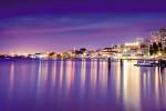 Площадь Жирарделли с живописным видом на залив