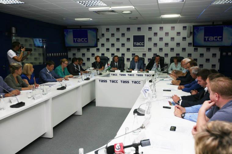 На заседании РДКС Владимир Городецкий заявил о необходимости новых мер поддержки строительной отрасли