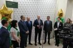 Россельхозбанк открыл новый офис при участии заместителя Губернатора Новосибирской области Вячеслава Ярманова