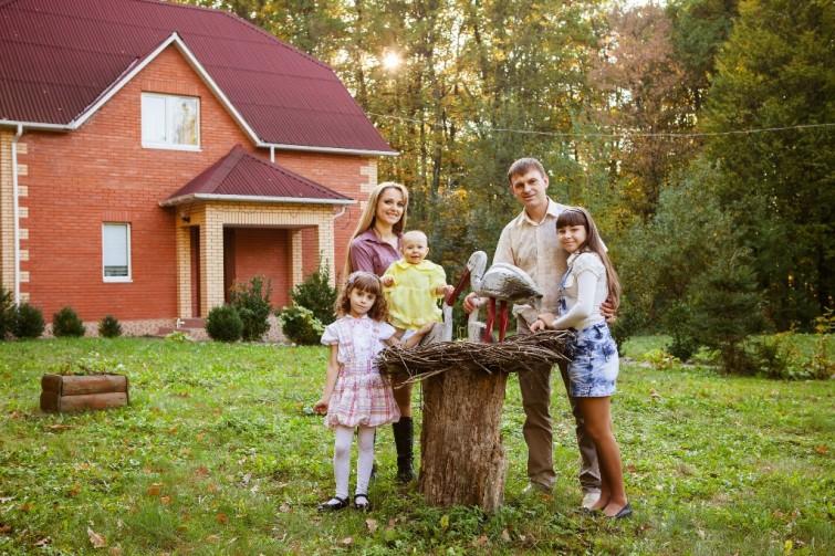 Счастливая семья Россельхозбанк
