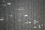 Сквер славы, списки погибших в ВОВ