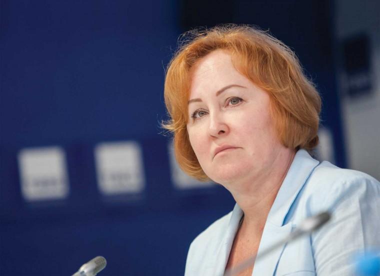 Лариса Анисимова: «Перемены уже начались»