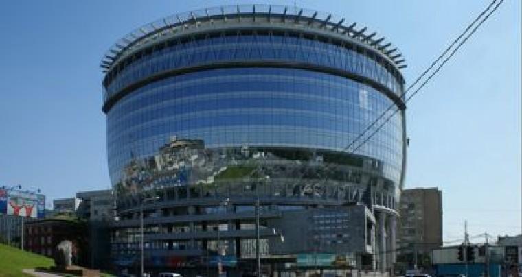 Яркая архитектурная  изюминка столицы
