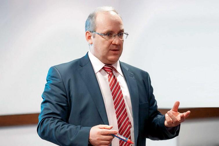 Марк Гойхман: «Население начинает все больше интересоваться возможностями заработка на финансовых рынках»