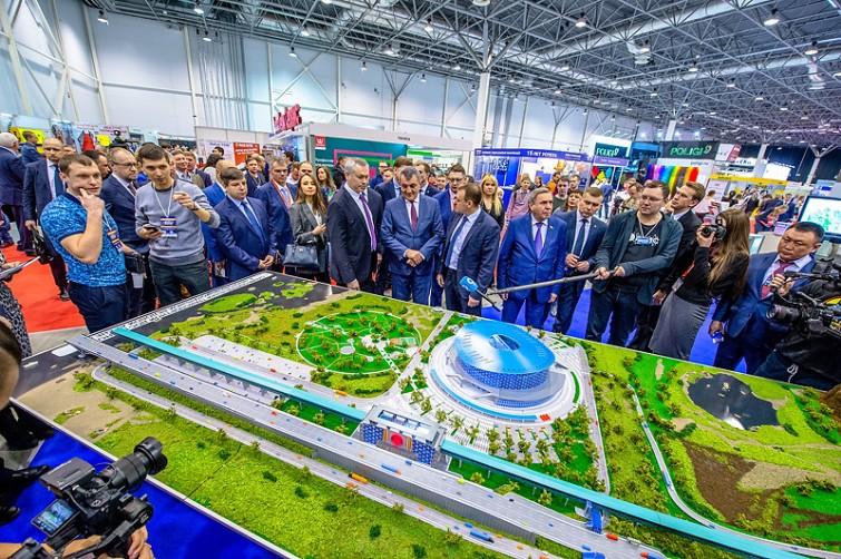 Лучшие материалы, технологии и идеи — в Новосибирске проходит Сибирская строительная неделя