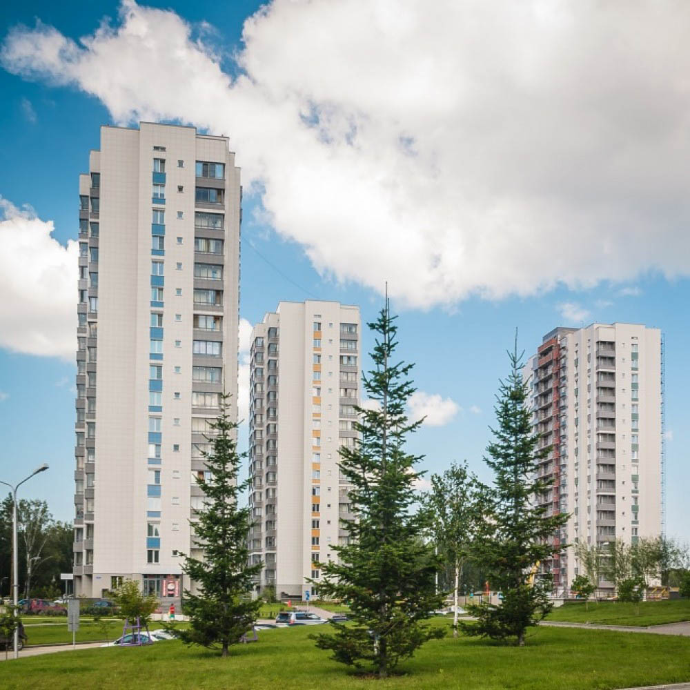 «Время — деньги»: зафиксируй цену на квартиру от Проспекта