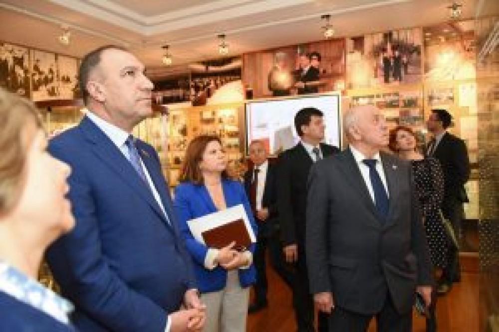 Представители РДКС посетили Республику Татарстан