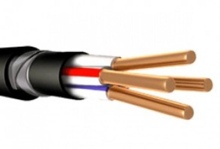 Из чего состоит электрический кабель