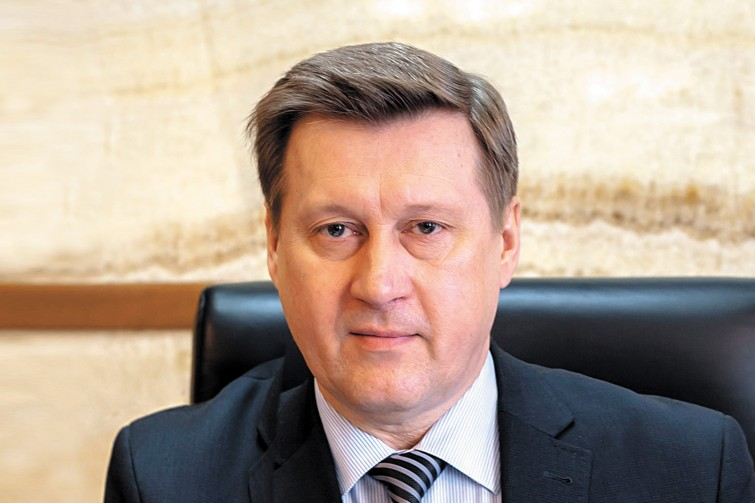 Анатолий Локоть: «Новосибирск – уникальный город»