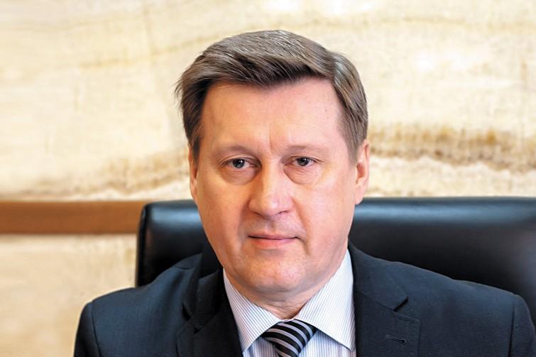 Анатолий Локоть: «Назрела необходимость обсудить особый статус мегаполисов»
