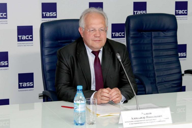Александр Люлько: «За 5 лет промышленное производство в городе в стоимостном выражении увеличилось на 30 %»