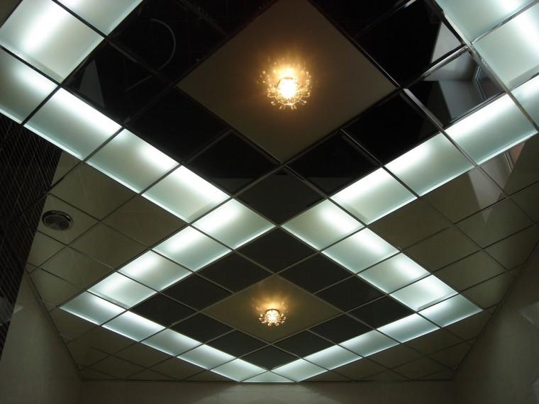 Подвесные потолки – это идеальное решение для оформления любого помещения