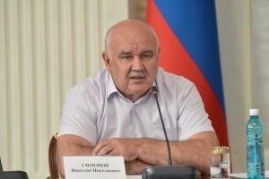 Николай Симонов: «Положительная динамика в 2017 году сложилась за счет значительного роста объемов производства в добывающих видах деятельности и роста производства в обрабатывающих отраслях»