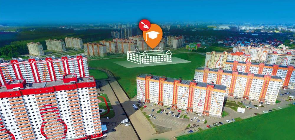 В ЖК «Матрешкин двор» построят школу